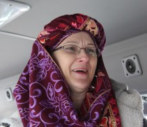Cheri's very expensive wrap