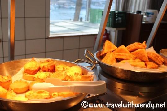 Eggs, quiche and frittatas