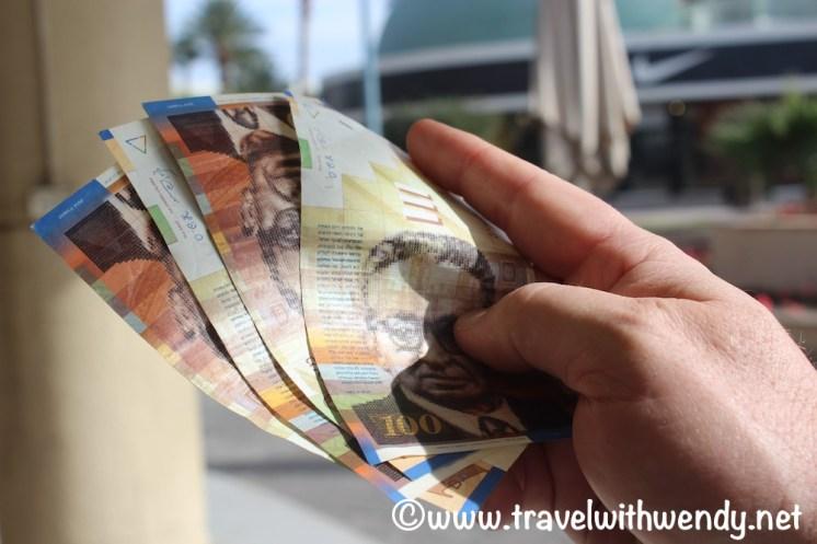 Israeli money