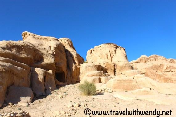 Petra Hills of Jordan