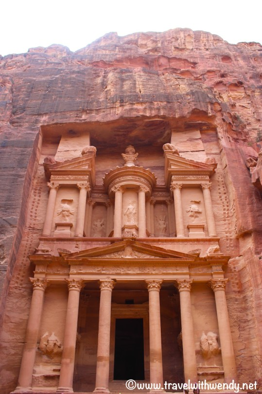 Petra stone city