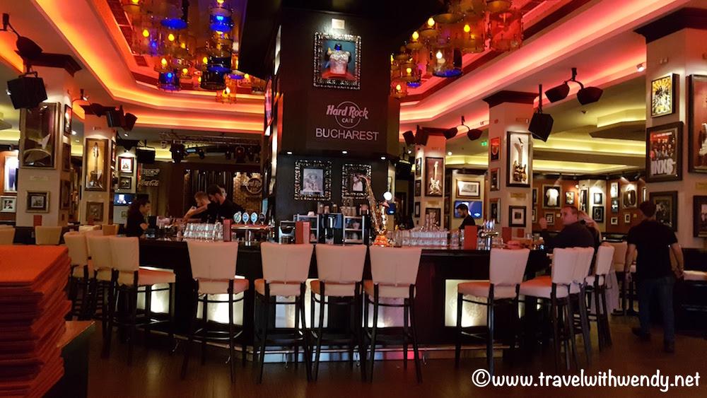 Hard Rock Bucharest