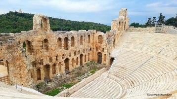 Amphitheatre in Acropolis
