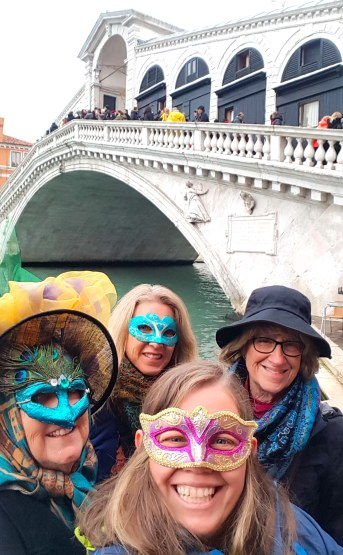Rialto bridge and