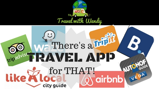 There's a TRAVEL APPfor THAT!