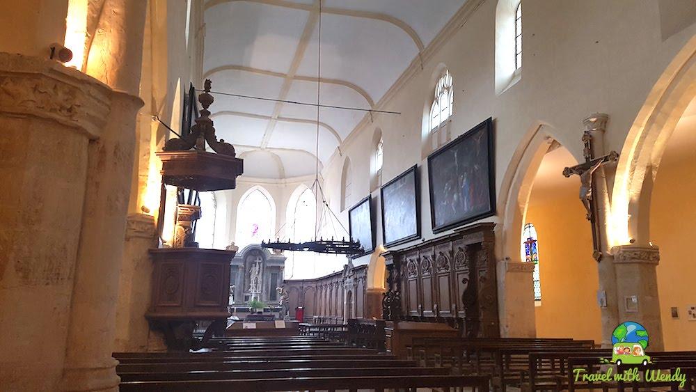 Abbey for Dom Perignon