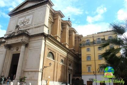 Beautiful day in Rome