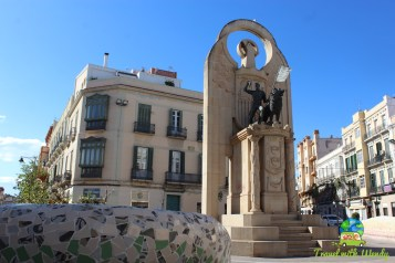 Gorgeous statues and monuments throughout the city
