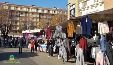 Market in Canelli