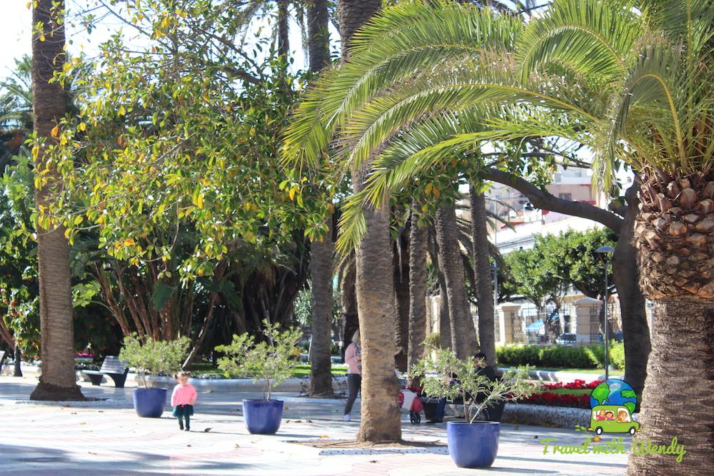 Melilla park