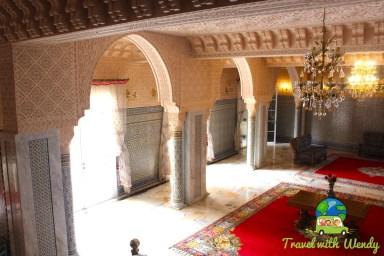 Riad Dar Nador - lobby