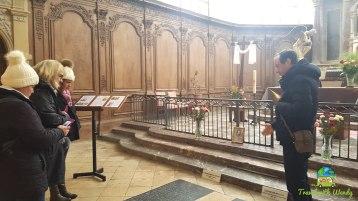 Tombs of Dom Perignon