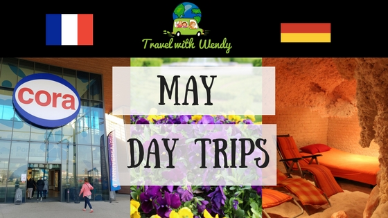 may day trips