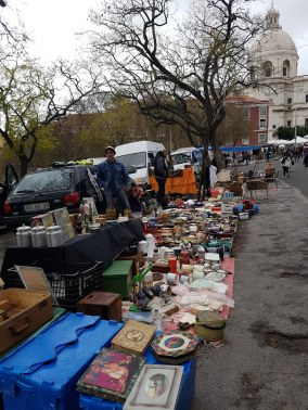 Flea Markets on Tuesdays and Saturdays