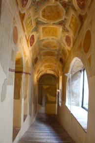 Halls of the castle