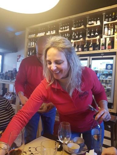 Ana the amazing server