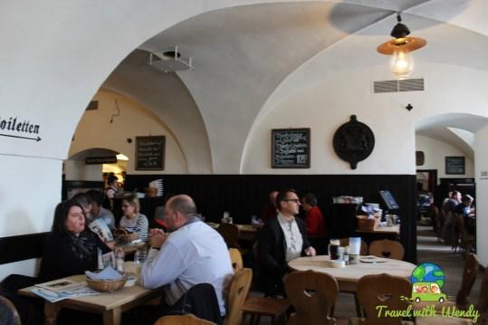 Biergarten - Tegernsee