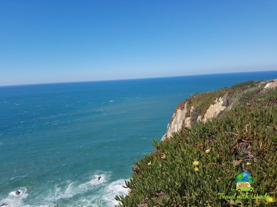Gorgeous views of the sea
