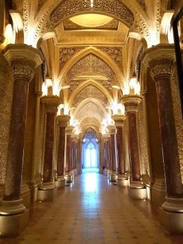 Hallway of Monserrate