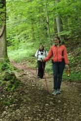 Hiking in Bad Urach