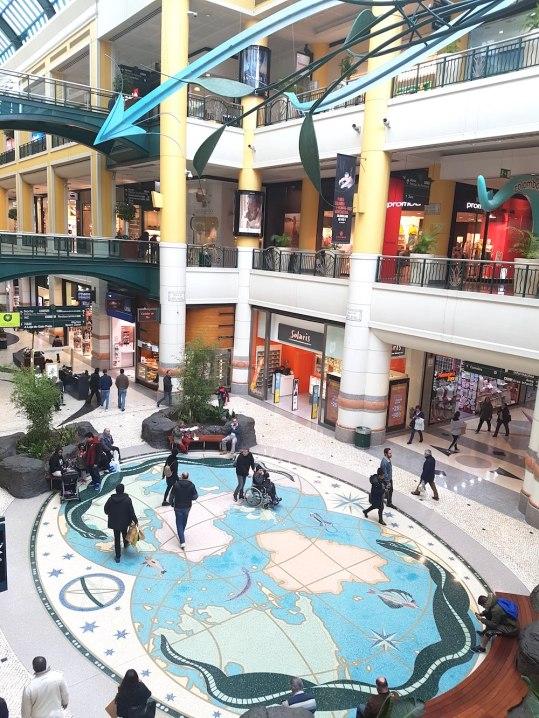 Inside Colombo Mall