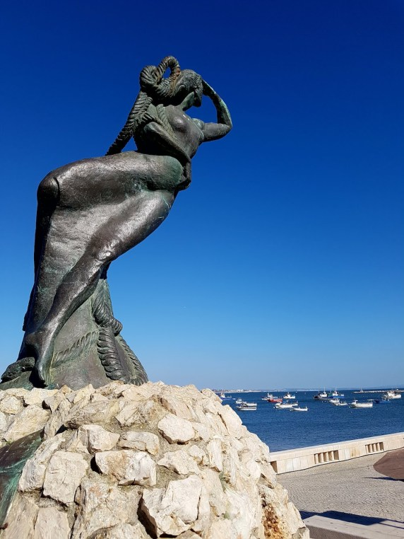 Muse of the mermaid - Caiscais