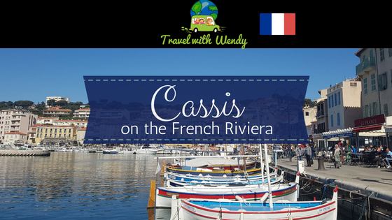 Cassis on the French Riviera