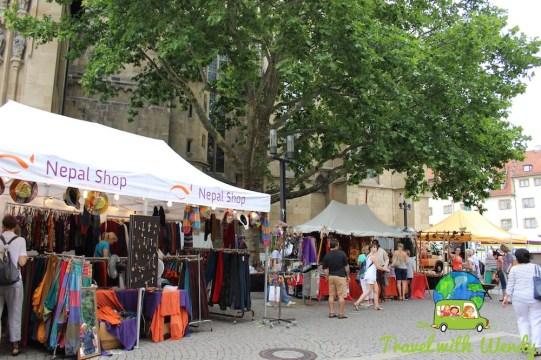 Flea markets in Stuttgart