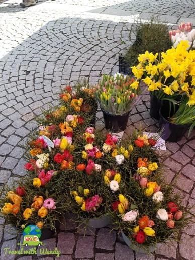 Lovely flowers - Stuttgart