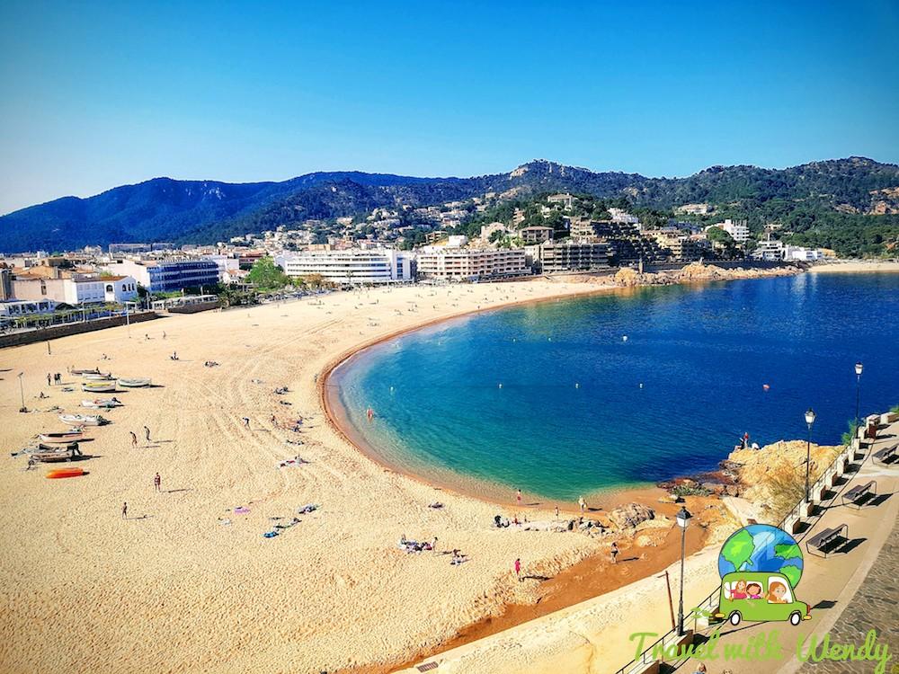 Beach views - Tossa del Mar - Catalonia