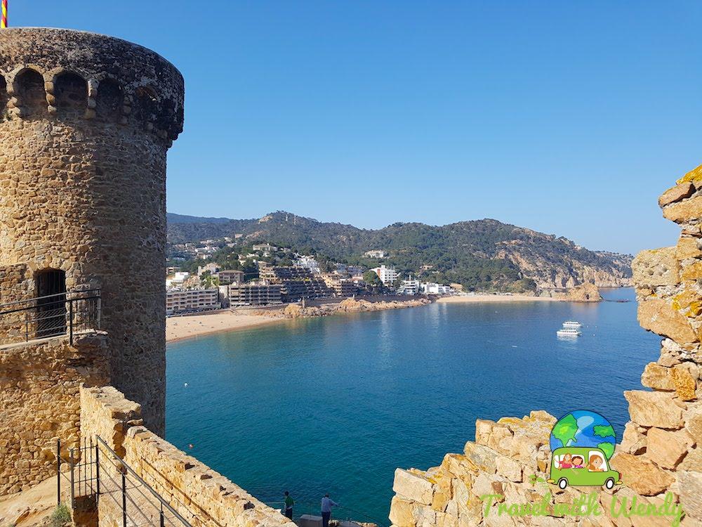 Castle del Mar - Tossa del Mar - Catalonia