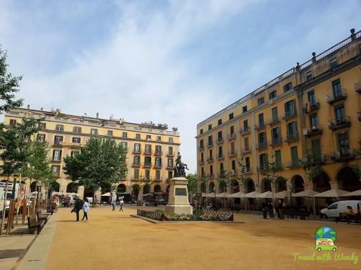 Girona - Costa Brava Constitution Plaza