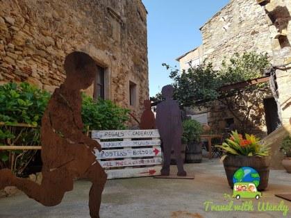 Catalonia - Local art...my heartbeat!!