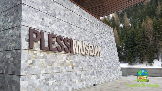 PlessiMuseum and Rest stop