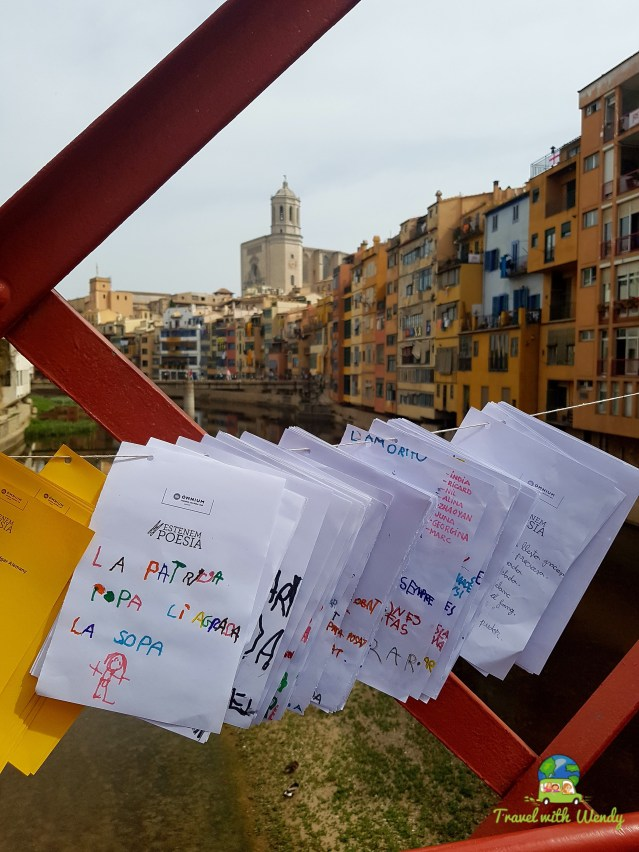 Costa Brava - Poems and Girona