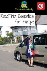 Time for a Roadtrip - Essentials for Europe