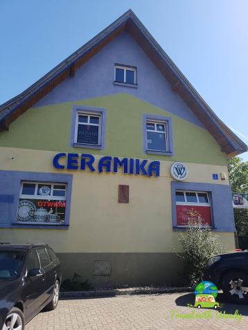 Ceramika in Boleslawiec - Poland