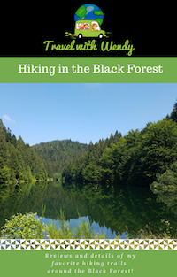 Ebook Cover - Hiking in the Black Forest