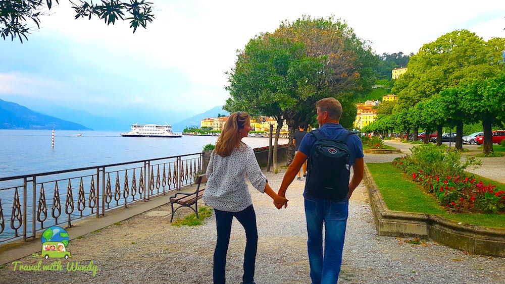In love in Como