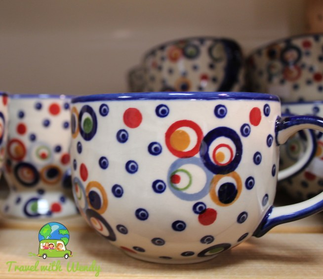 Polish pottery and more...