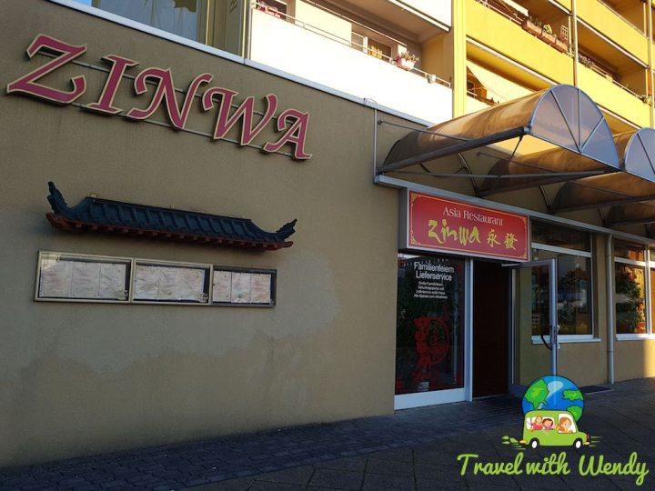 Asian Restaurant - Zinwa