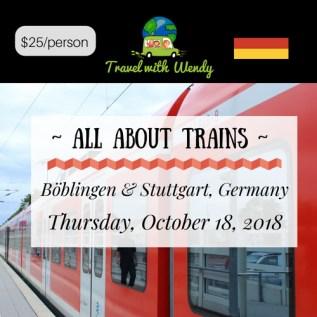 TRAIN CLASS - October 2018