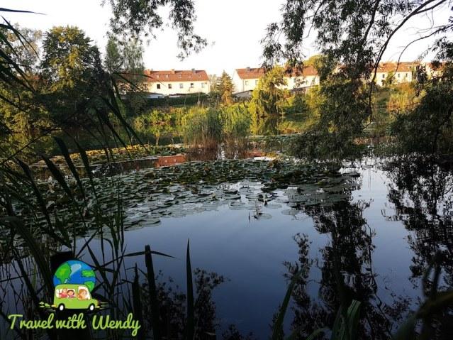 Weißwasser lakes around town - Poland trip