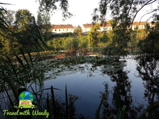 Weißwasser lakes around town - Poland trip