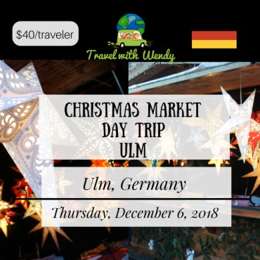 CHRISTMAS MARKET - Ulm