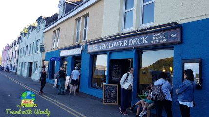 Lower Deck - Fish Fry