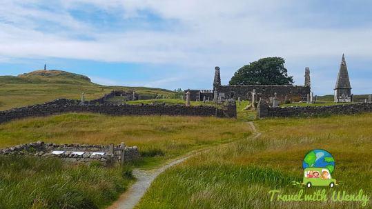 Two sisters trail - Skye
