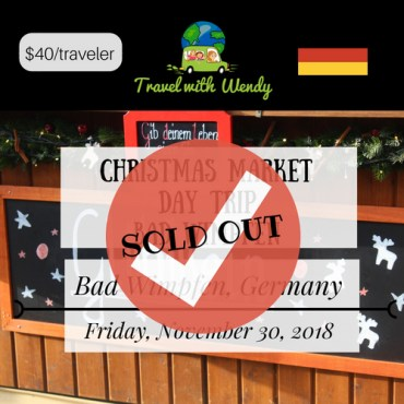 Bad Wimpfen - sold out