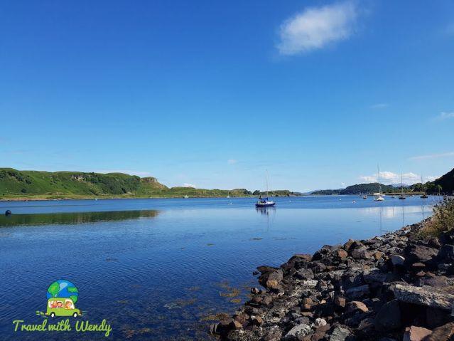 Islands around Oban - Scotland