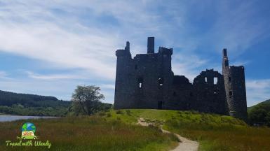Kilchurn Castle - Scotland